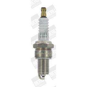 Candela accensione 0001325701 con un ottimo rapporto BERU qualità/prezzo