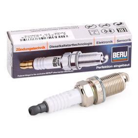 Candela accensione 0001330731 con un ottimo rapporto BERU qualità/prezzo