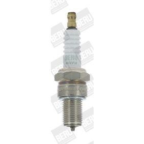 Candela accensione 0001355700 con un ottimo rapporto BERU qualità/prezzo