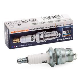 Candela accensione 0001735700 con un ottimo rapporto BERU qualità/prezzo