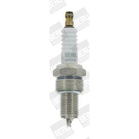Candela accensione BERU 0002330702 comprare e sostituisci