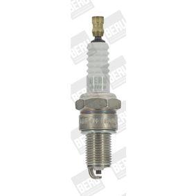 Candela accensione 0002345701 con un ottimo rapporto BERU qualità/prezzo