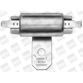 BERU Resistenza compensazione, Impianto accensione 0110510010 acquista online 24/7