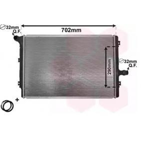 Hella radiador agua radiador motor refrigeración motor radiador 8mk 376 774-045