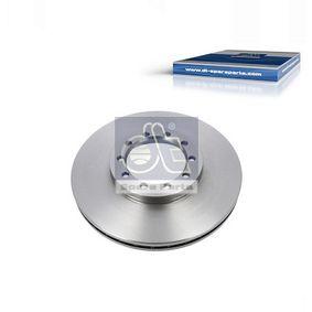 Disco freno 6.61023 DT Pagamento sicuro — Solo ricambi nuovi
