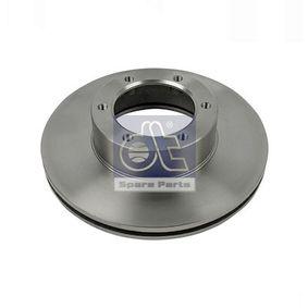 Disco de travão 6.61030 DT Pagamento seguro — apenas peças novas
