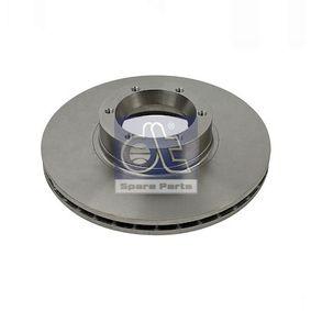 Disco de travão 6.61031 DT Pagamento seguro — apenas peças novas