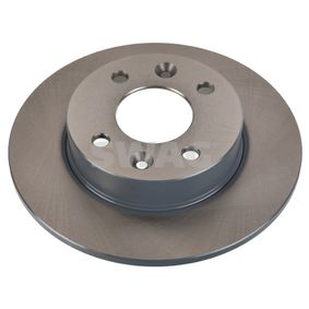 Brake Disc 60 90 9318 SWAG Secure payment — only new parts