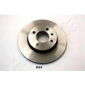 Disque de frein 60-00-044 ASHIKA Paiement sécurisé — seulement des pièces neuves