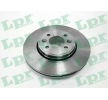 LPR Disque de frein R1583V