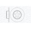 ALFA ROMEO 147 1.6 16V T.SPARK (937AXB1A) 120 CV MAGNETI MARELLI ricambi auto - Disco freno 361302040185
