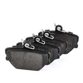 BOSCH Brake Pad Set, disc brake 0 986 424 471 cheap
