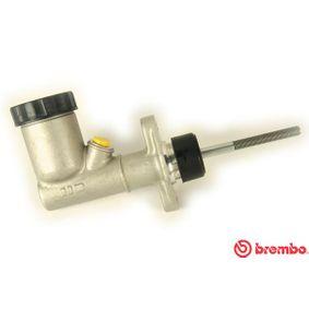 C 50 009 Kupplungsgeberzylinder GeberzylinderKupplung BREMBO