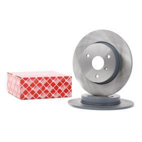 FEBI BILSTEIN Brake Disc 22345 cheap