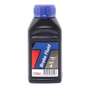 Achat de TRW Liquide de frein PFB425 pas chères