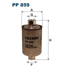 FILTRON Bränslefilter PP859 köp lågt pris