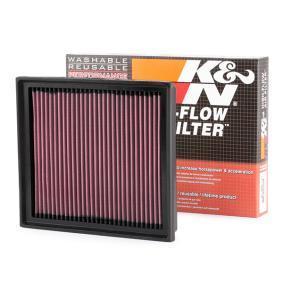 Comprar K&N Filters Filtro de aire 33-2962 a buen precio
