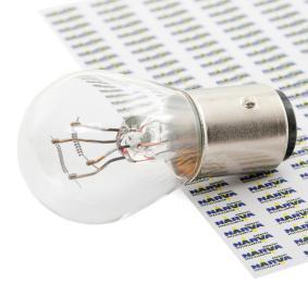 NARVA Gloeilamp, knipperlamp 17925 - koop met een korting van 33%