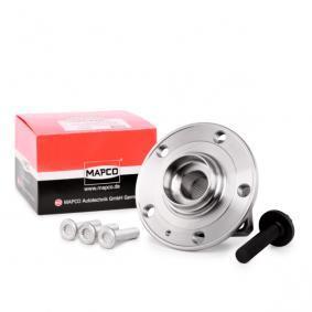 Achat de MAPCO Kit de roulement de roue 26761 pas chères