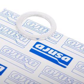Αγοράστε AJUSA Στεγανοποιητικός δακτύλιος, τάπα εκκένωσης λαδιού 22007000 Σε χαμηλή τιμή