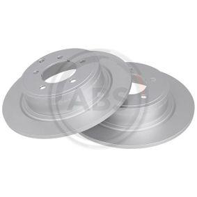 A.B.S. COATED Brake Disc 17971 cheap