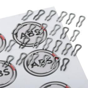 Achat de A.B.S. Ressort, plaquette de frein à disque 96111 pas chères