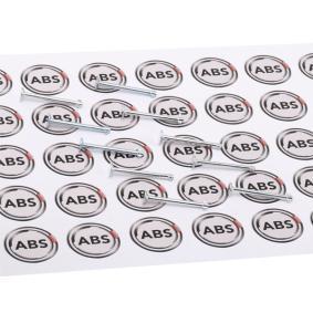 Αγοράστε A.B.S. Πείρος στήριξης ελατ., δαγκάνα φρένων 96167 Σε χαμηλή τιμή