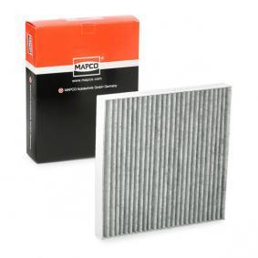 MAPCO Filter, interior air 67501 cheap