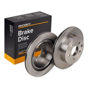 RIDEX Disc frana 82B0151 cumpără costuri reduse
