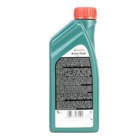 CASTROL BRAKE FLUID DOT 4 Bremsflüssigkeit 15036B günstig