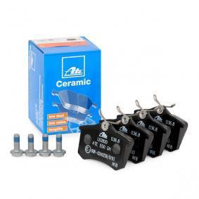 Achat de ATE ATE Ceramic Kit de plaquettes de frein, frein à disque 13.0470-2820.2 pas chères