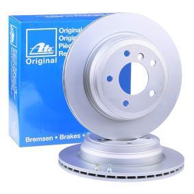 Pirkt ATE Bremžu diski 24.0120-0204.1 lēti
