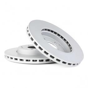 Comprare ATE Disco freno 24.0125-0110.1 poco costoso