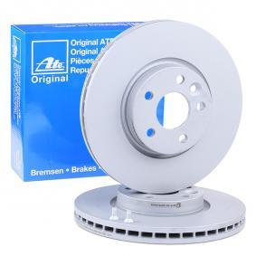 Купете ATE спирачен диск 24.0128-0154.1 евтино