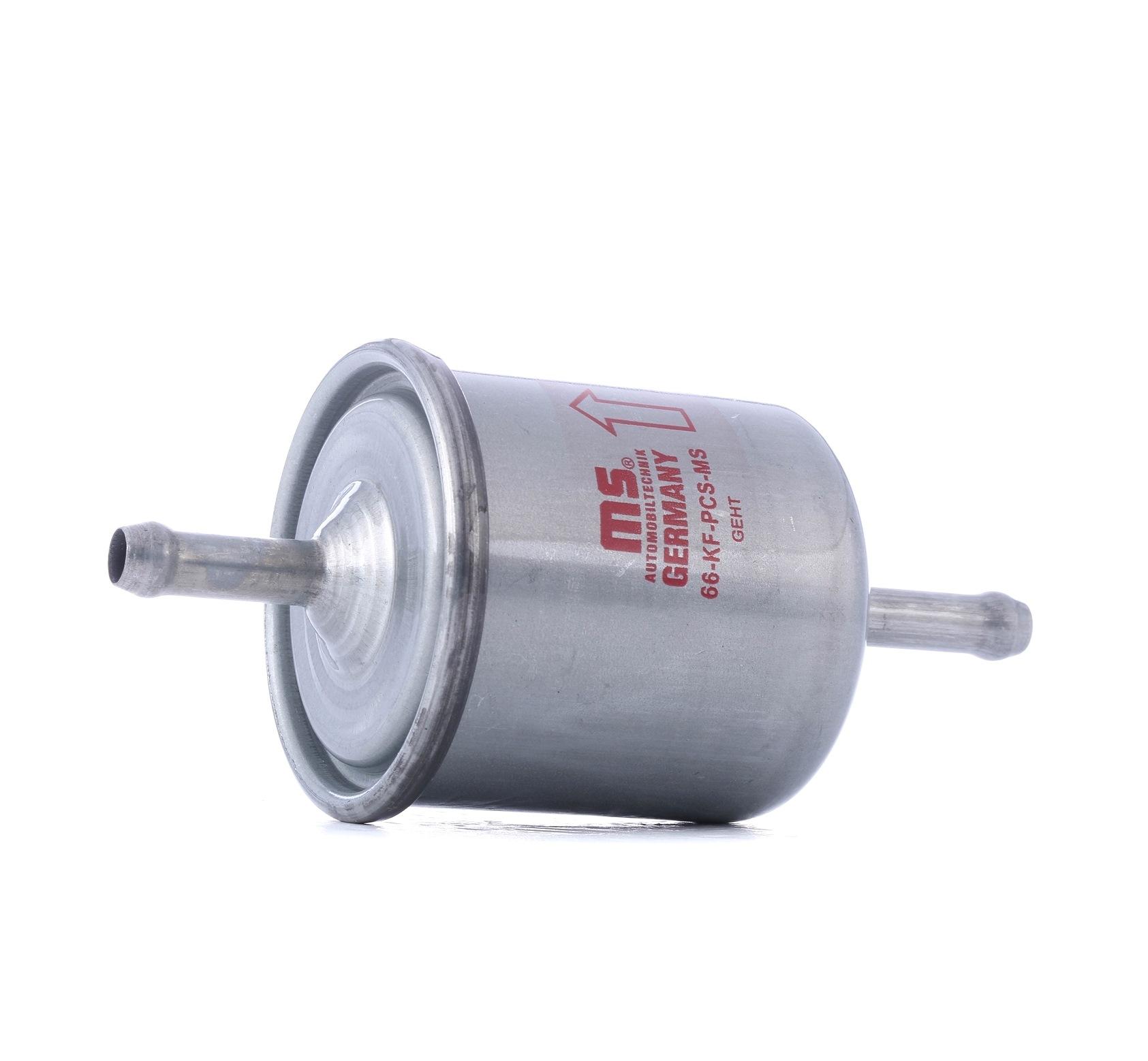 Achetez Filtre à carburant MASTER-SPORT 66-KF-PCS-MS (Hauteur: 125mm) à un rapport qualité-prix exceptionnel