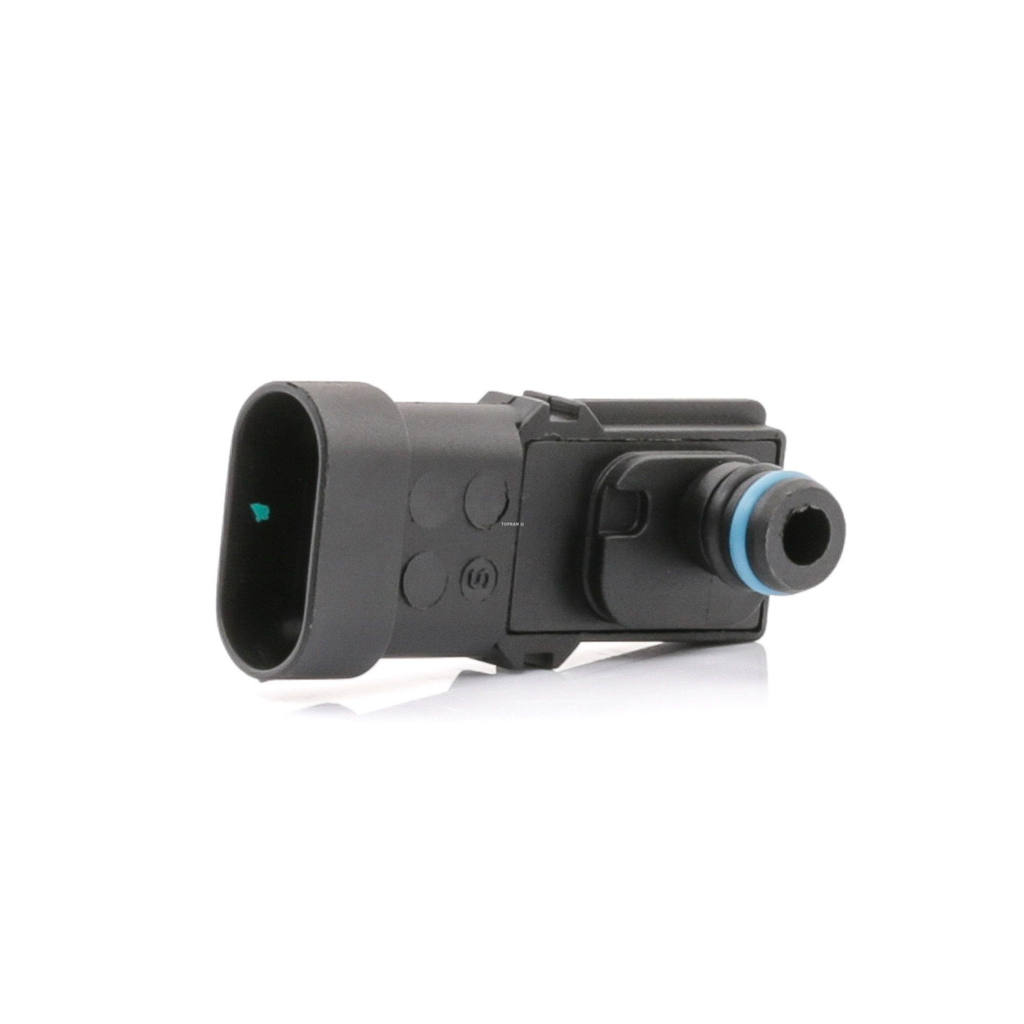 Sensor, Saugrohrdruck TOPRAN 700 897