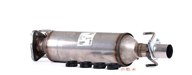 Sot- / partikelfilter, avgassystem 73164 — nuvarande rabatter på OE 13 76 598 080 toppkvalitativa reservdelar