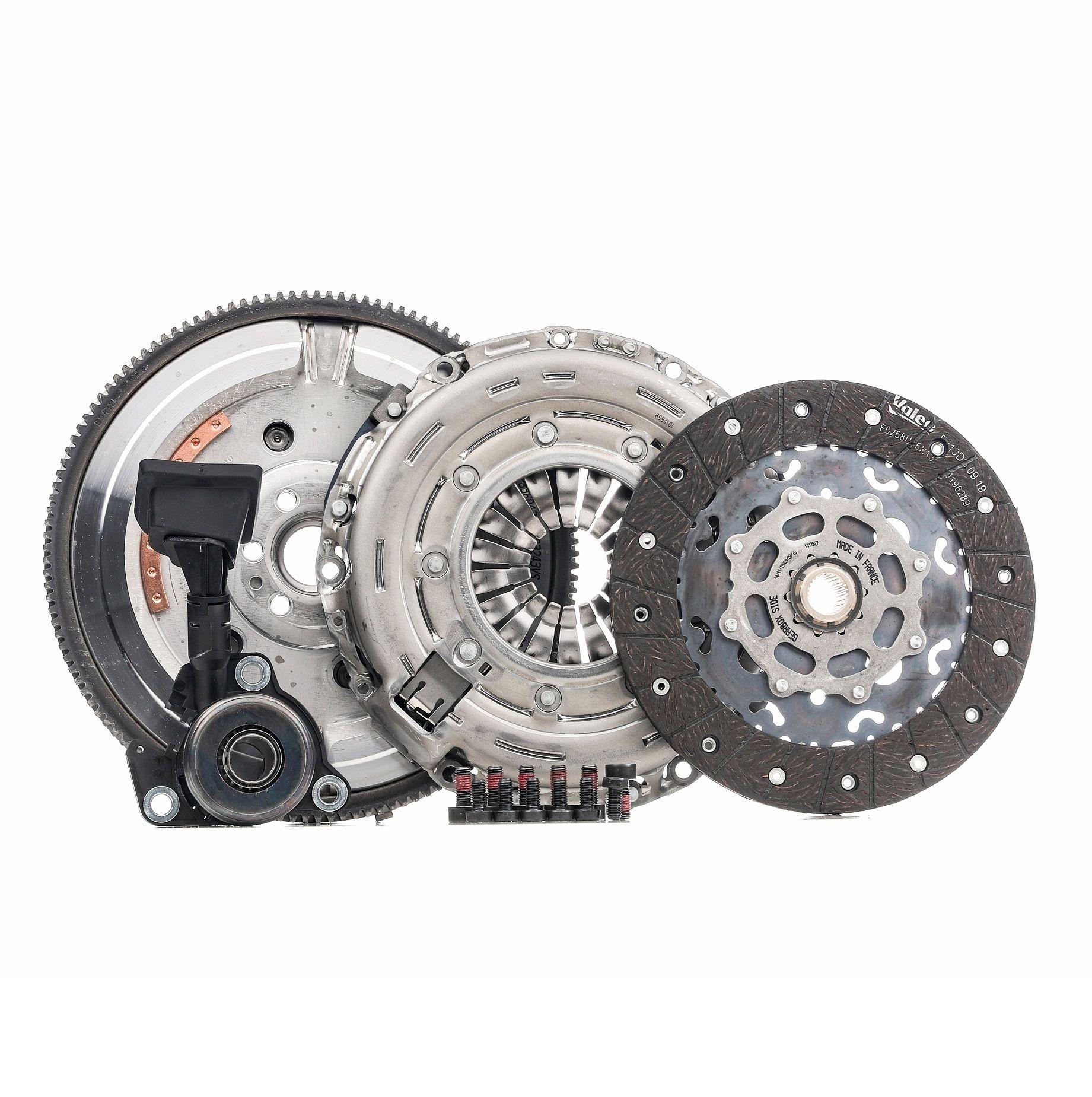 Pieces detachees Peugeot 5008 Phase 1 2013 : Kit d'embrayage VALEO 837394 Type de montage: fixé — profitez des offres tout de suite!