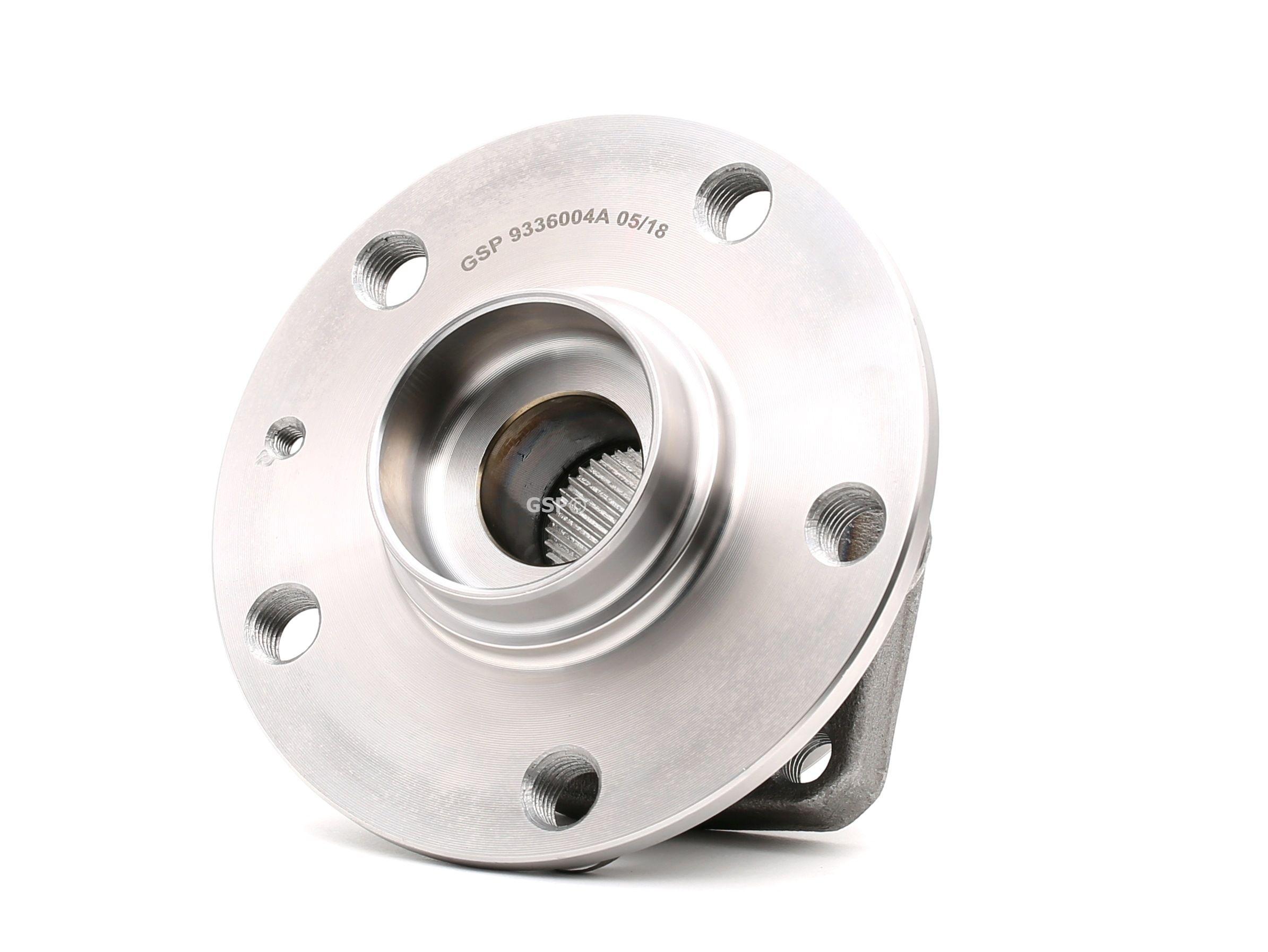 Achat de GHA336004A GSP avec capteur ABS intégré Ø: 136,5mm Kit de roulement de roue 9336004A pas chères