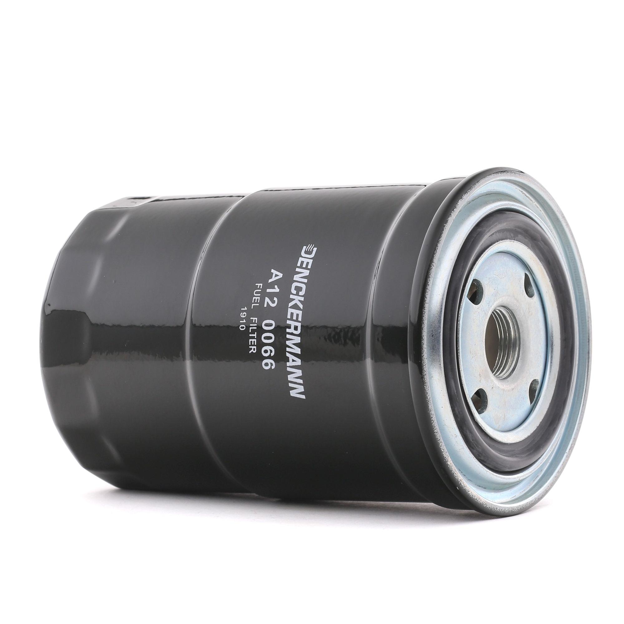 A120066 DENCKERMANN Brændstof-filter til MITSUBISHI Canter (FE5, FE6) 6.Generation - køb nu