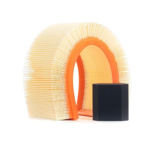 A1786 PURFLUX Länge: 351mm, Breite: 136mm, Höhe: 44mm Luftfilter A1786 günstig kaufen