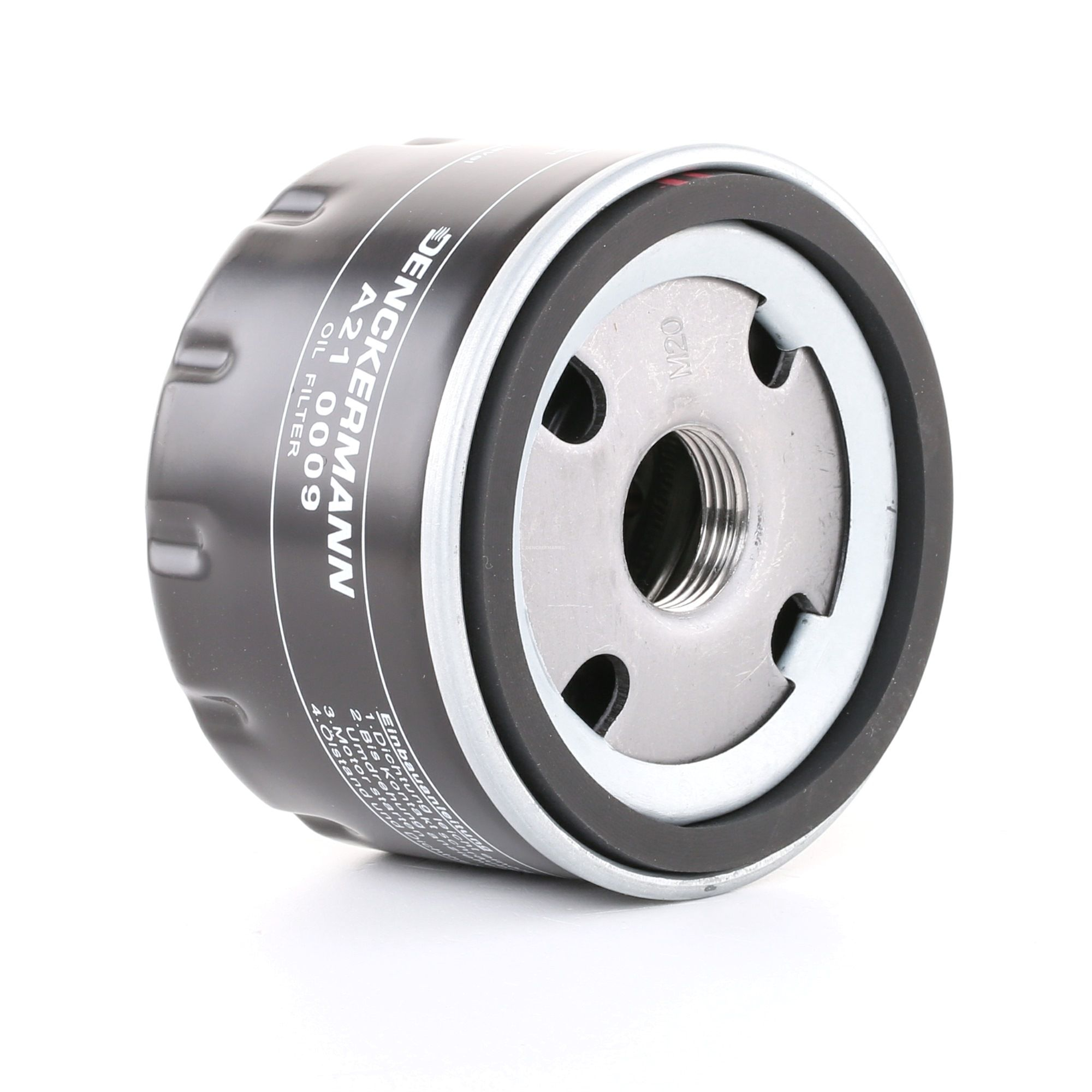 A210009 DENCKERMANN Inner Diameter 2: 72mm, Inner Diameter 2: 63mm, Height: 53mm Oil Filter A210009 cheap