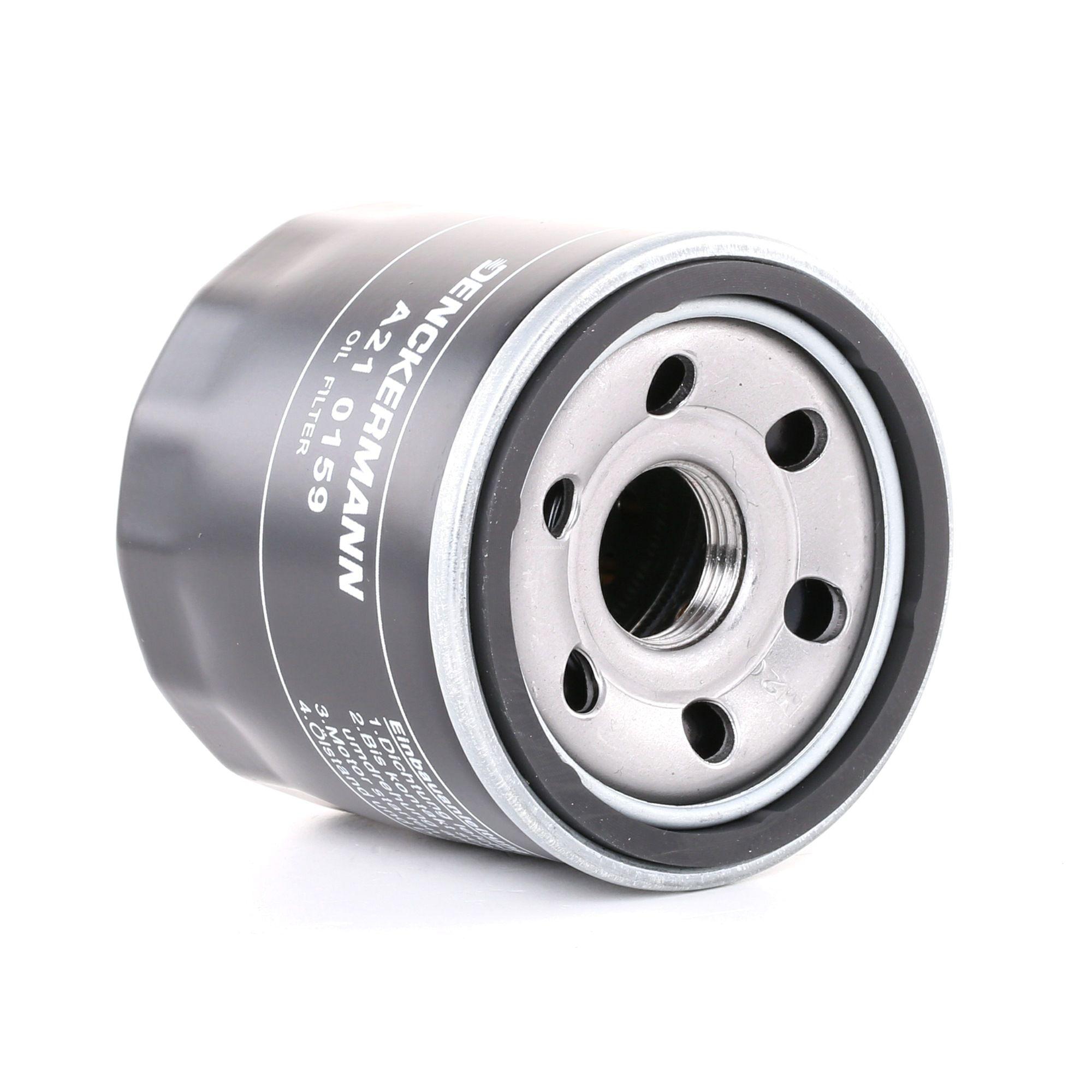Alyvos filtras A210159 DENCKERMANN — tik naujos dalys