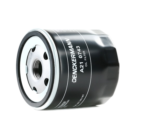 DENCKERMANN A210743 Ölfilter VW Polo 5 1.0 2014 60 PS - Premium Autoteile-Angebot