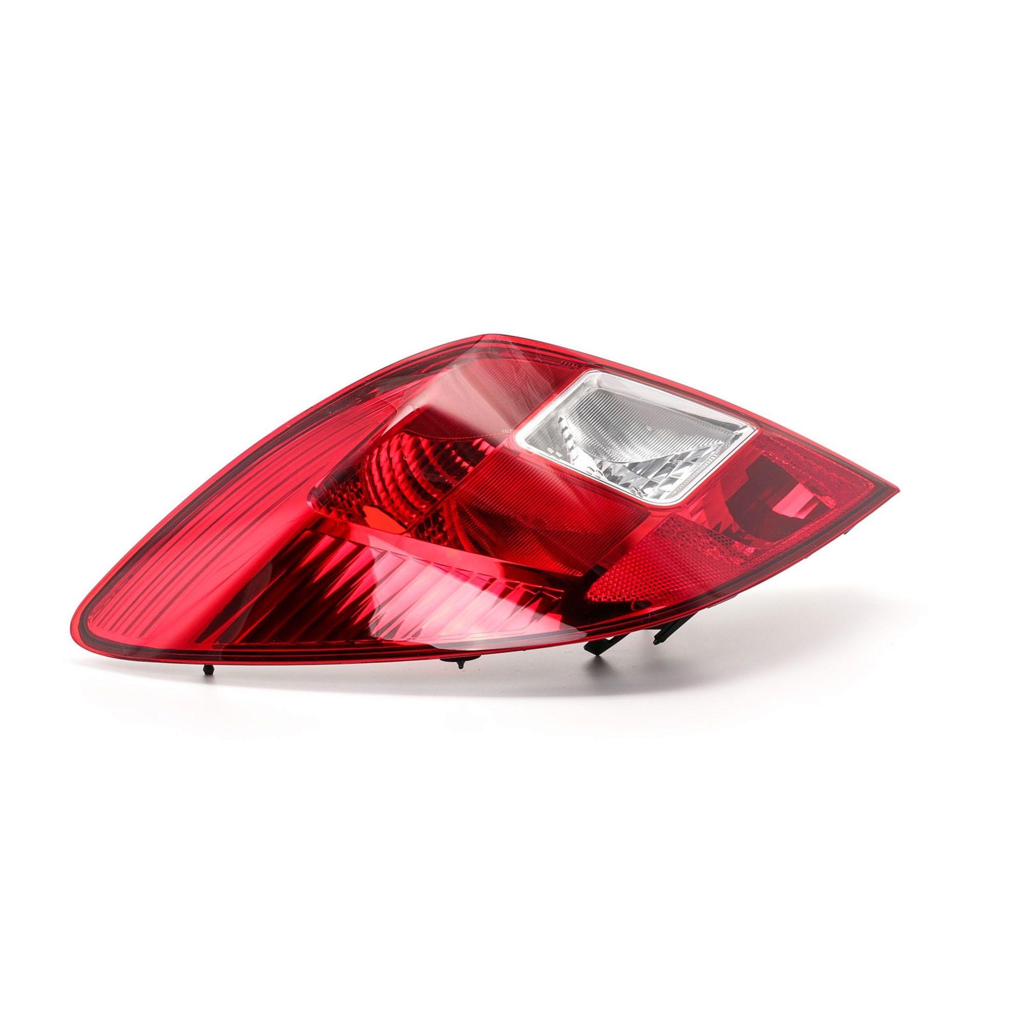 VALEO: Original Rückleuchten 043391 (Links-/Rechtslenker: für Links-/Rechtslenker, Farbe: rot)