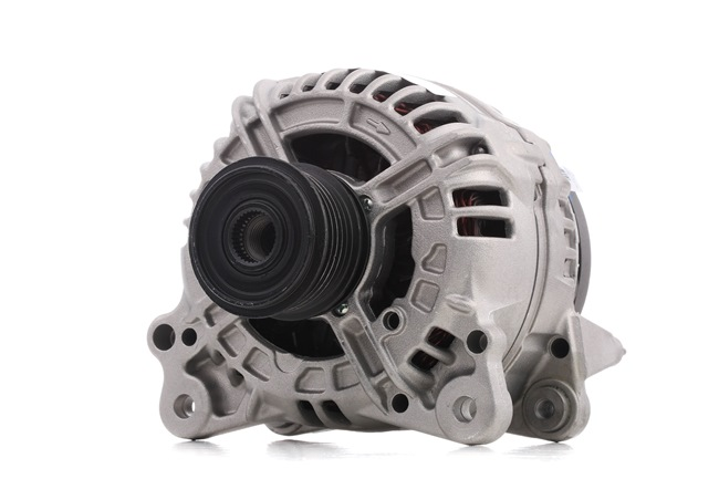 VALEO: Original Alternator 437454 (Rippenanzahl: 6)