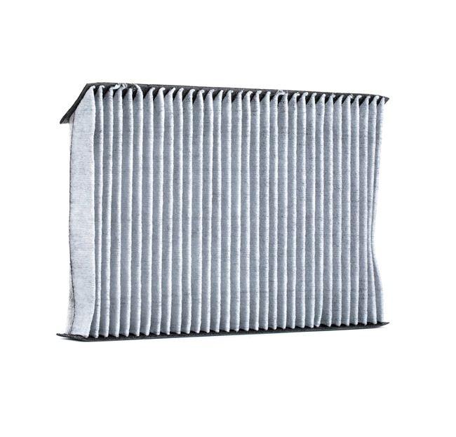 715647 VALEO CLIMFILTER PROTECT Aktivkohlefilter Breite: 172,7mm, Höhe: 35mm, Länge: 262mm Filter, Innenraumluft 715647 günstig kaufen