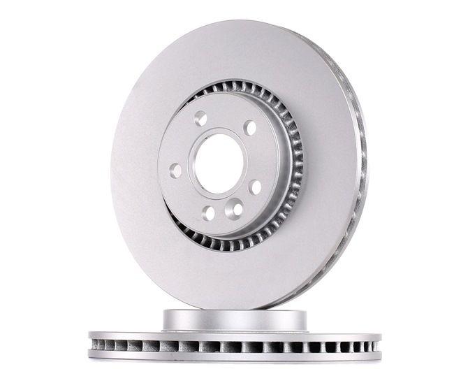 Par de discos de freno con ferodo DDF1608C