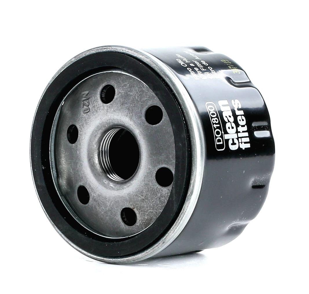 DO1823 CLEAN FILTER Anschraubfilter, Hauptstromfiltration Höhe: 87mm Ölfilter DO1823 günstig kaufen