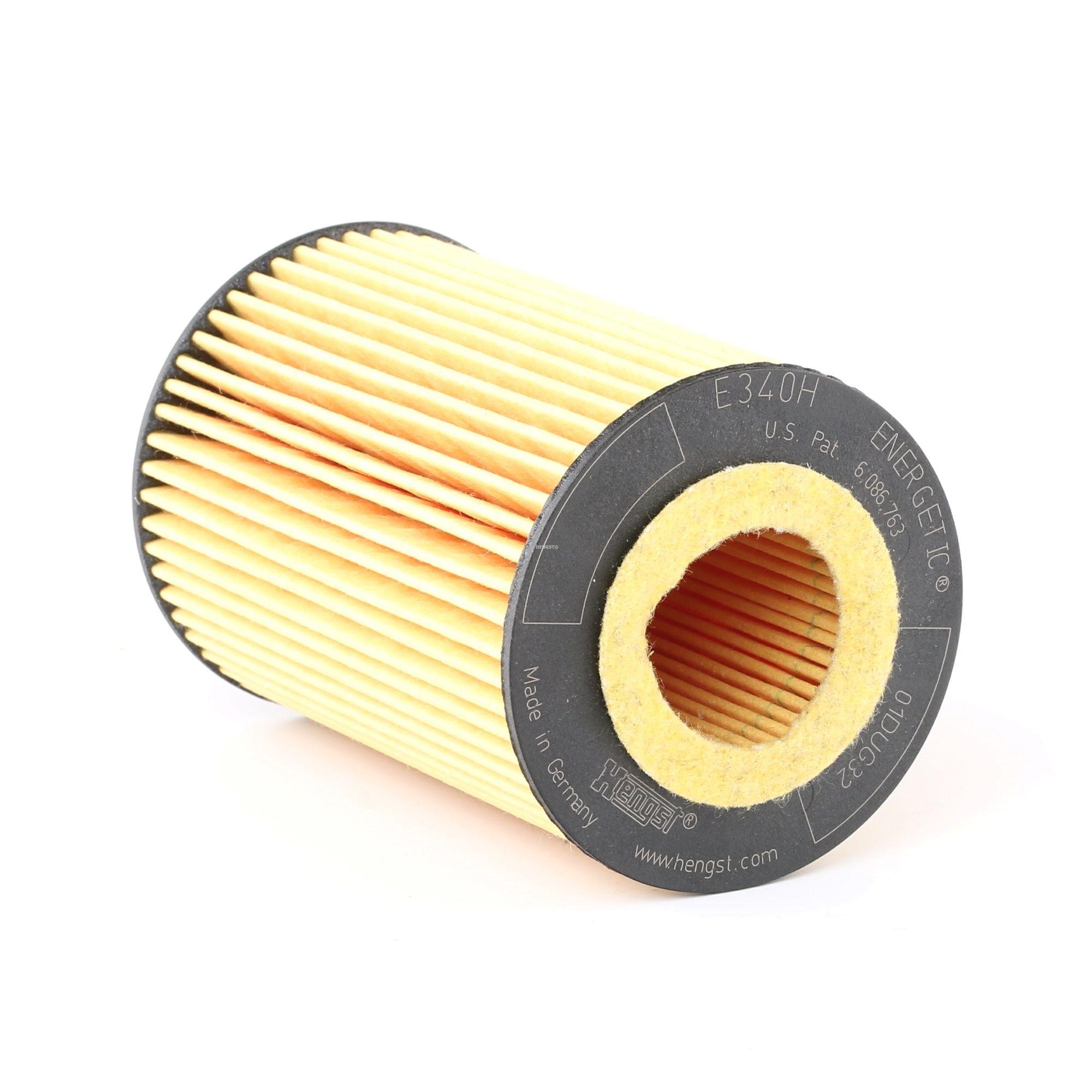 Achetez Filtre à huile HENGST FILTER E340H D247 (Diamètre intérieur: 27mm, Ø: 65mm, Hauteur: 103mm) à un rapport qualité-prix exceptionnel